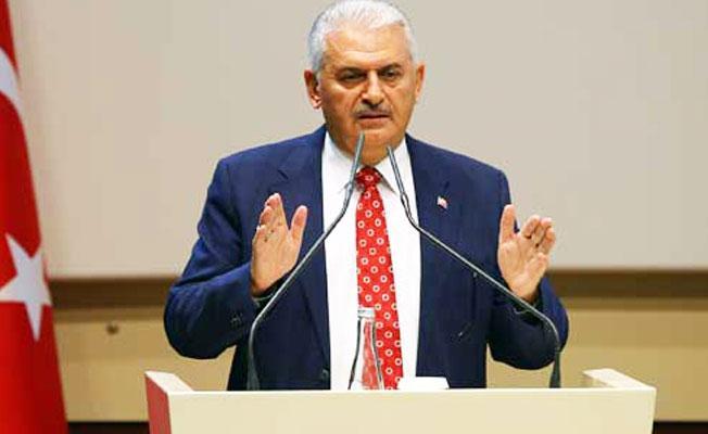 Başbakan'dan CHP ve HDP'ye davet açıklaması: Bize bir davet gelmedi