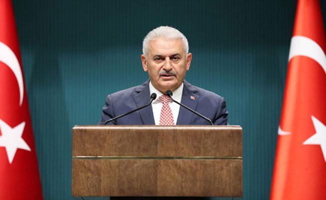 Başbakan Yıldırım'dan AP kararına ilk yorum: Çok önemli bir karar değil