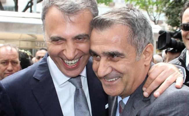 Beşiktaş, TFF'nin Şenol Güneş'e yaptığı teklifi reddetti