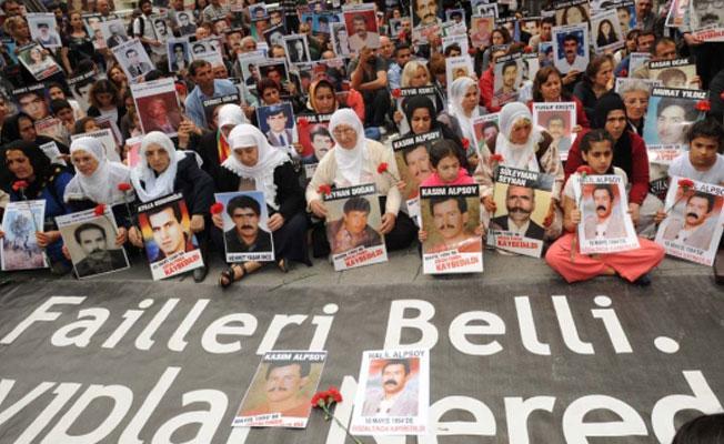 Cumartesi Anneleri: Devletin en büyük utancı insanları bir kemik parçasına mahkum etmesi