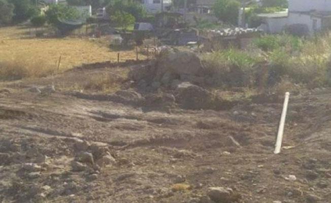 Didim'deki antik kentin içine jeotermal kuyusu açıldı