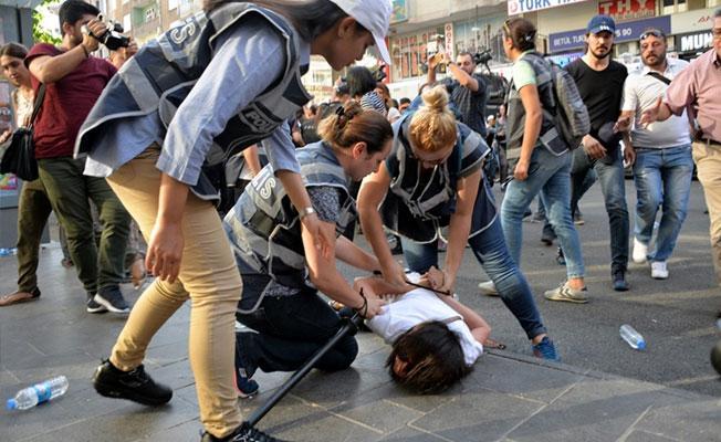 Diyarbakır'da KESK'in 'ihraç KHK'sı protestosuna izin yok: Çok sayıda gözaltılar var