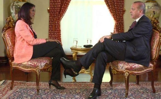 Erdoğan BBC'ye konuştu: Tutuklu 2 gazeteci var