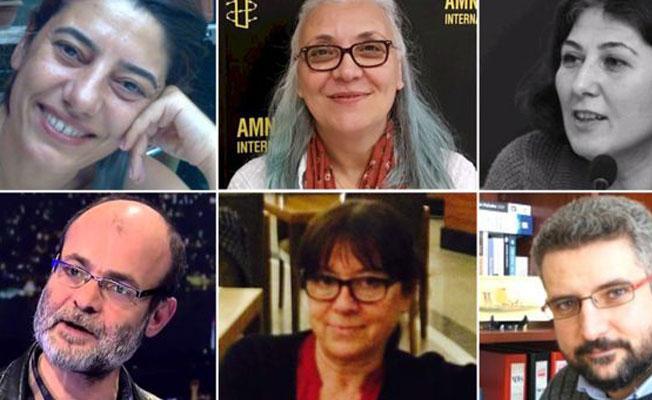 Erdoğan'ın '15 Temmuz'un devamı' diye nitelediği toplantıda gözaltına alınan insan hakları savunucuları kim?