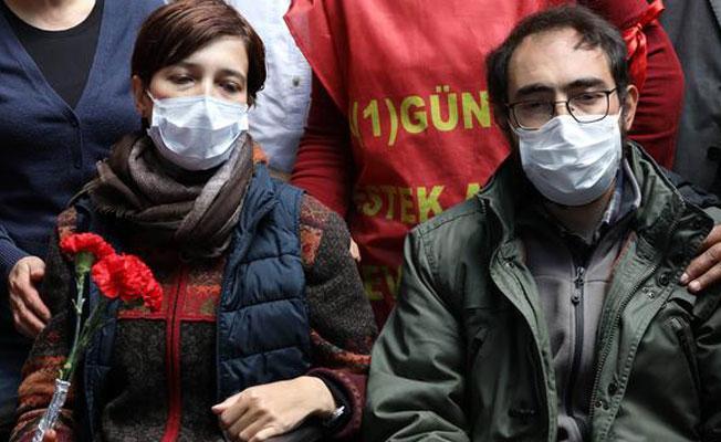 Gülmen ve Özakça'nın avukat görüş süresi azaltıldı