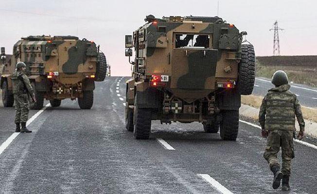 Zaho yakınlarında Türk askerine bombalı saldırı