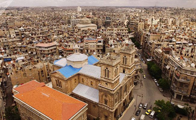 Halep ve Rakka'da normal hayata dönüş programı