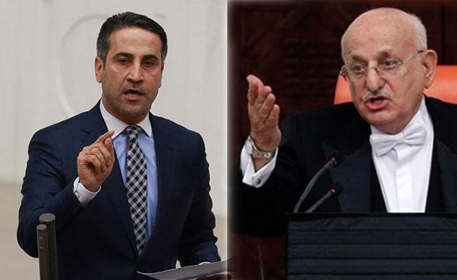 HDP'li Yıldırım ile  TBMM Başkanı Kahraman arasında 'tutsak' tartışması