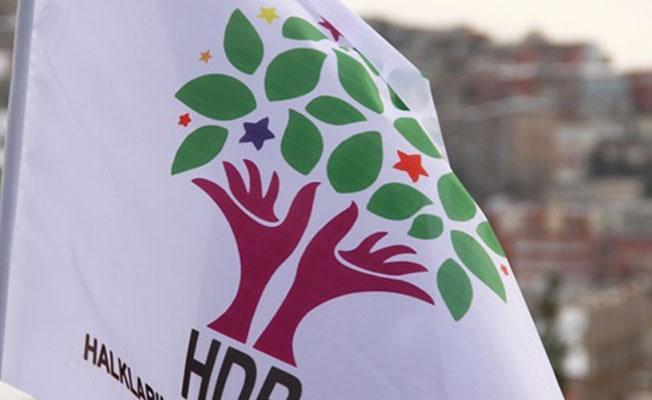 HDP'den Okay Gönensin mesajı