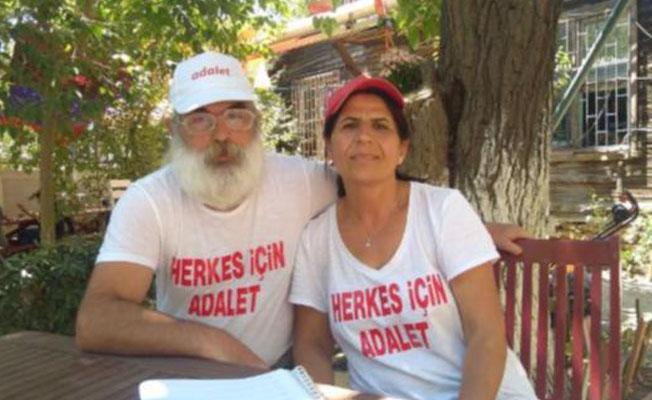 'Herkes İçin Adalet' diyen Günay çifti Edirne F Tipi Cezaevi'ne ulaştı