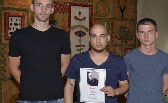 Hollandalı turist Mersin'de kayboldu