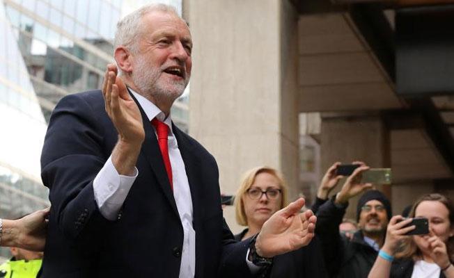 İngiltere İşçi Partisi'nden 'Adalet Yürüyüşü'ne destek