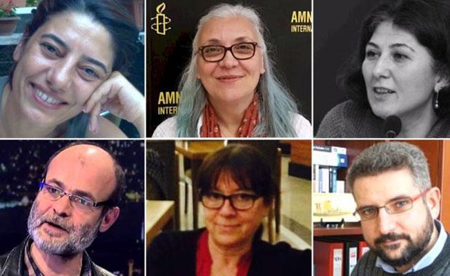 İnsan hakları savunucularından 6'sı tutuklandı