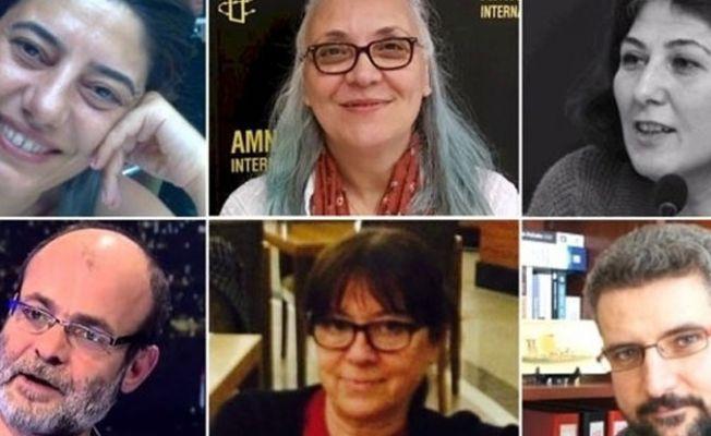 İnsan hakları savunucularının gözaltı süresi yedi gün daha uzatıldı