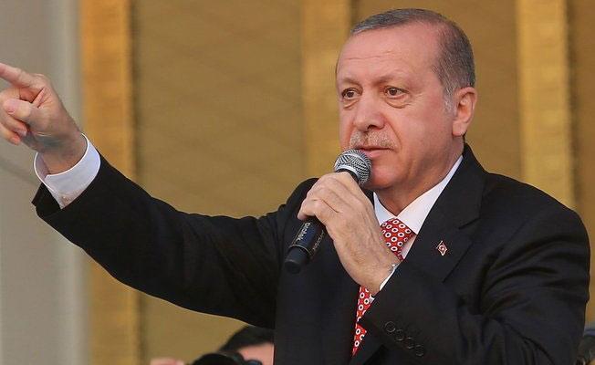 Erdoğan: Camiden, mescitten terörist çıkmaz