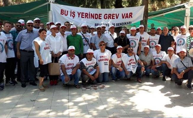 İZBAŞ'ta grev sona erdi