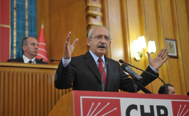 Kılıçdaroğlu, Meclis'teki törene katılamayacak