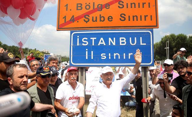 Kılıçdaroğlu: Miting bir son değil, başlangıç olacak