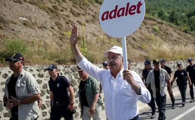 Kılıçdaroğlu'ndan Erdoğan'a 'Adalet Yürüyüşü' yanıtı: Her şeyi göze aldık