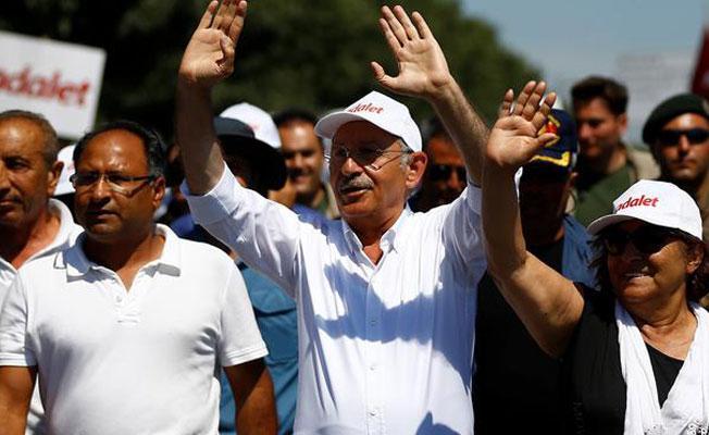 Kılıçdaroğlu'ndan, Demirtaş'a 'terörist' diyen Erdoğan'a  yanıt