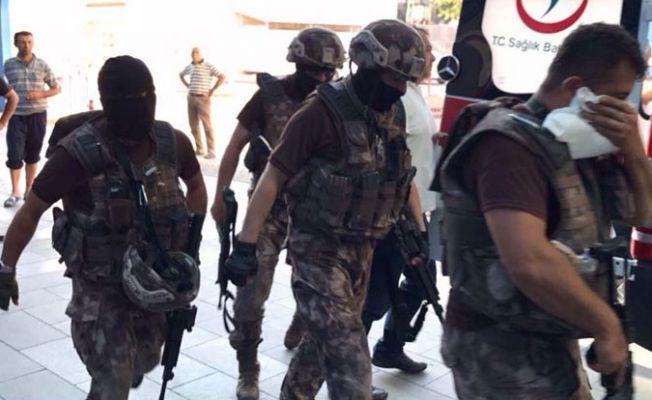 Konya'da çatışma: 5 IŞİD'li öldürüldü