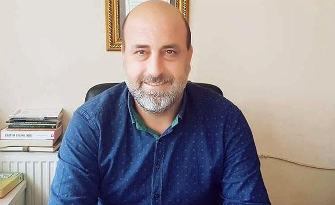 Kürt Pen üyesi yazar Hasip Yanlıç gözaltına alındı