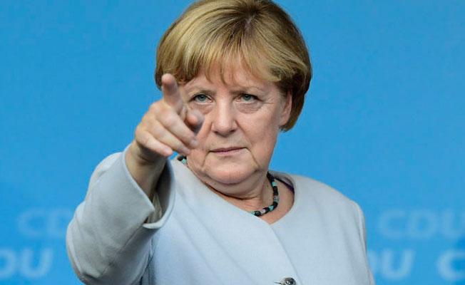 Merkel'den bağımsız Kürdistan açıklaması