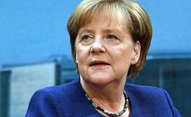 Merkel'den Türkiye'ye: Taviz verilmeyecek