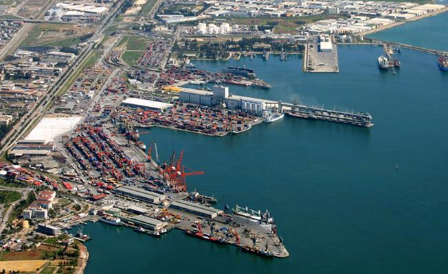 Mersin Limanı'nın yüzde 90'ı yabancıların oldu