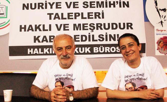 """""""Problem iki kişinin açlık grevi yapması değil, sadece iki kişinin yapmasıdır"""""""