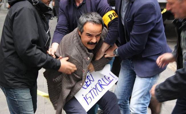 Saçılık ve Özakça'nın evlerine polis baskını