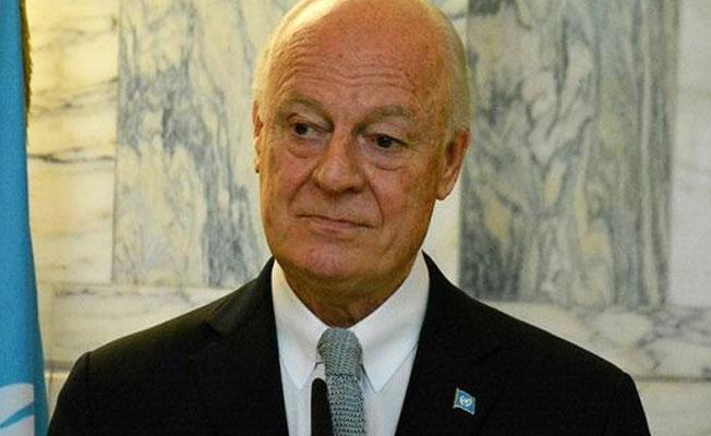 Suriye barış görüşmelerinin 7. turu başladı