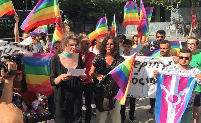 'Trans Onur Haftası' yürüyüşünde 7 kişi gözaltına alındı