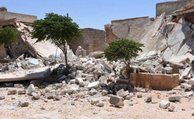 Top atışlarıyla Afrin'de üç sivilin yaşamını yitirdiği iddia ediliyor