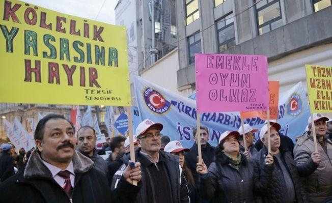 Türk-İş'ten Çalışma Bakanlığı'na: Kıdem tazminatına dokunulmasın