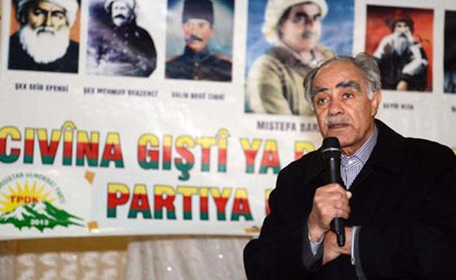 İçişleri Bakanlığı'ndan Kürdistan Demokrat Partisi'ne izin yok