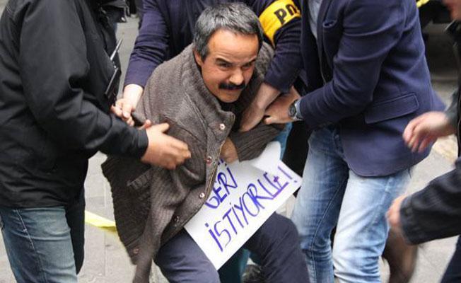 Veli Saçılık adli kontrol şartıyla serbest bırakıldı