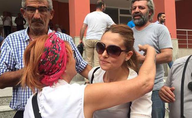 'Yerim destanınızı' yazısı sonrası gözaltına alınan Yeliz Koray serbest