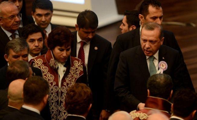 Zerrin Güngör, yeniden Danıştay Başkanı seçildi