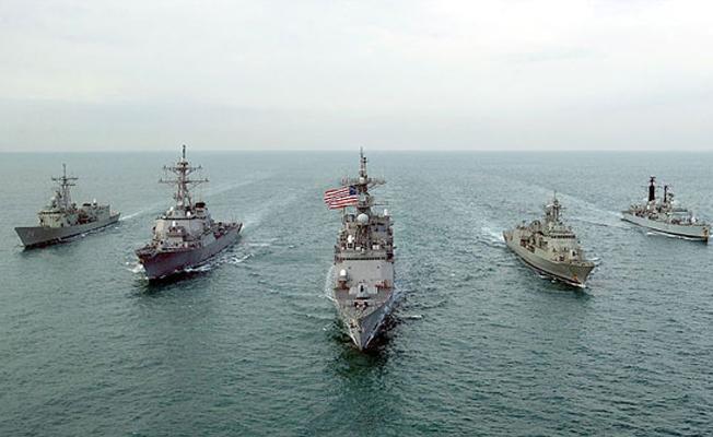 ABD dünyadaki tüm deniz operasyonlarını durdurdu
