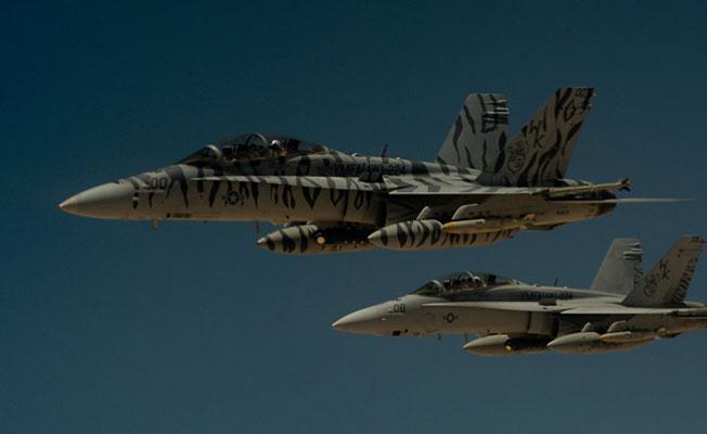 ABD uçakları Haşdi Şabi'yi vurdu iddiası: 35 ölü, 25 yaralı