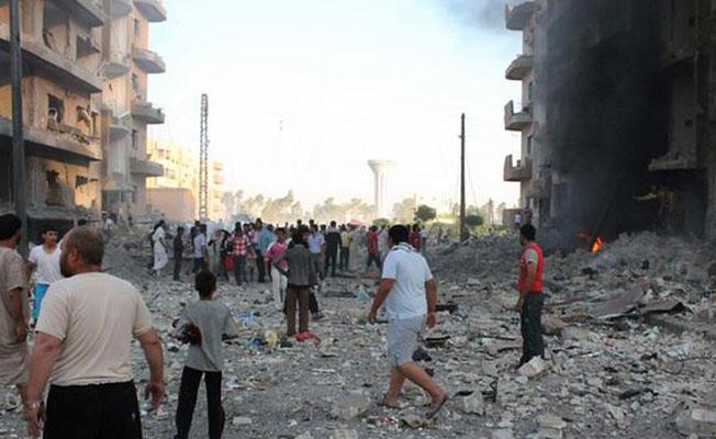 """Af Örgütü: Binlerce sivil """"her taraftan ateş altında"""""""