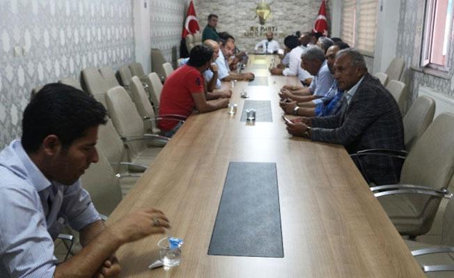 AKP Ağrı İl Başkanı istifa etti: Ağrı'ya bir melek getirseniz durum değişmeyecek