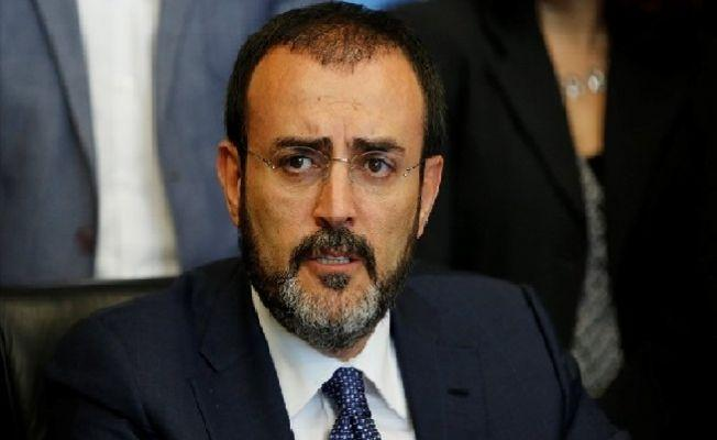 AKP sözcüsü: Erken seçim düşünmüyoruz