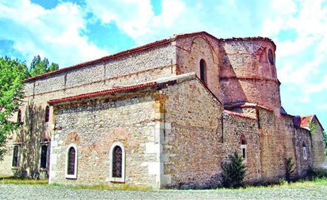 Akşehir'deki Ermeni Kilisesi restore edilecek