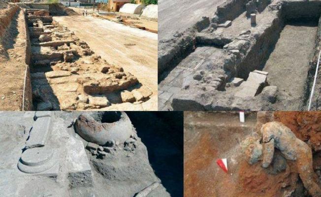 Antik kent üzerine AVM inşaatına mahkeme onayı!