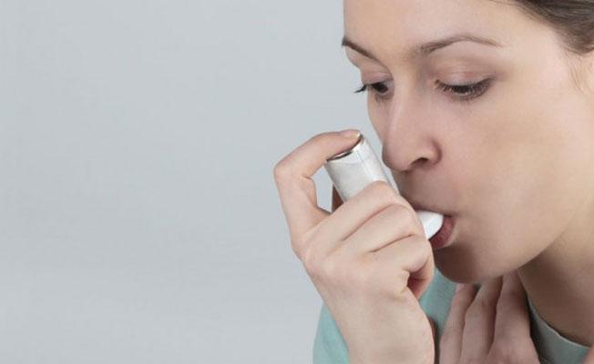 Astım hastalarına sıcak ve nem uyarısı