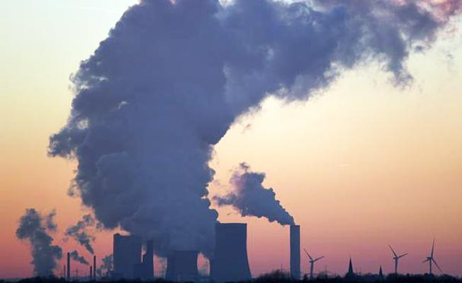 Atmosferdeki karbondioksit tarihin en yüksek seviyesinde