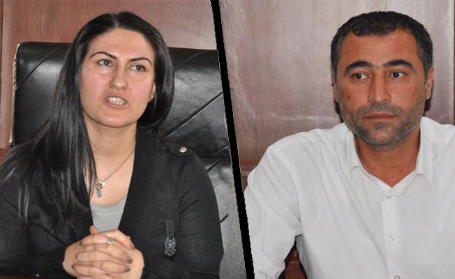 Belediye eşbaşkanları Özdemir ve Akel hakkında gözaltı kararı