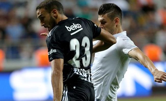 Beşiktaş'a sezonun ilk çelmesi Kasımpaşa'dan